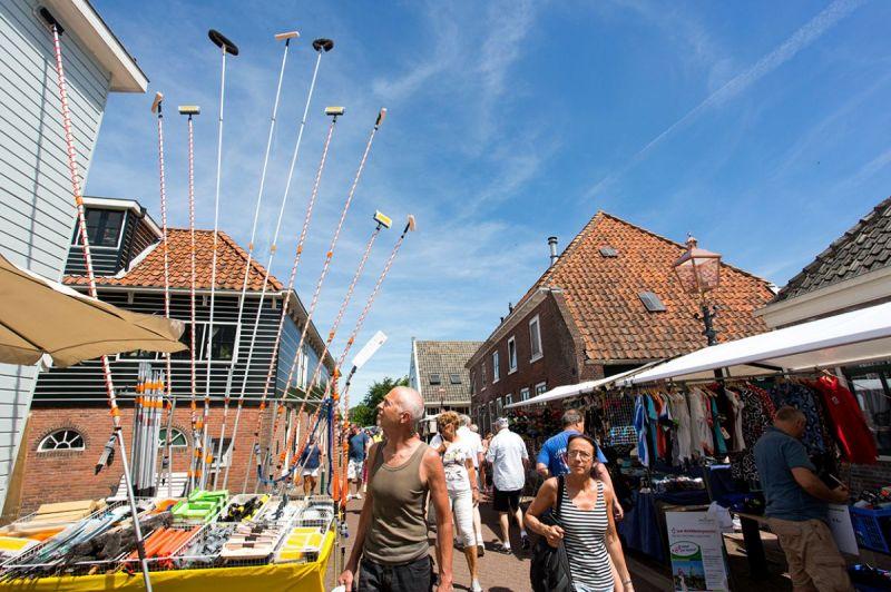 <strong>Braderie Oosthuizen</strong><br><p>Jaarmarkt met 120 kramen en gezellige horecaplein</p>