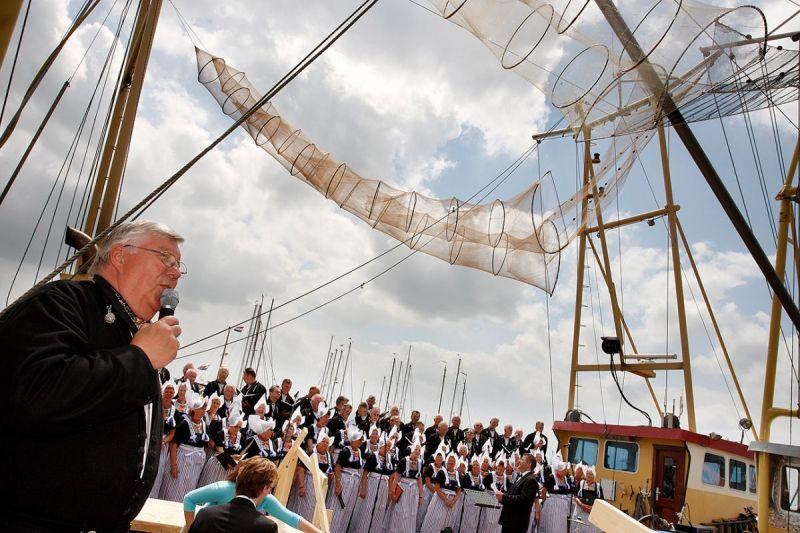 <strong>Volendammerdag koor</strong>