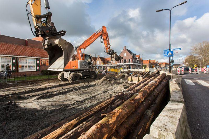 <strong>Zeestraat werkzaamheden</strong>